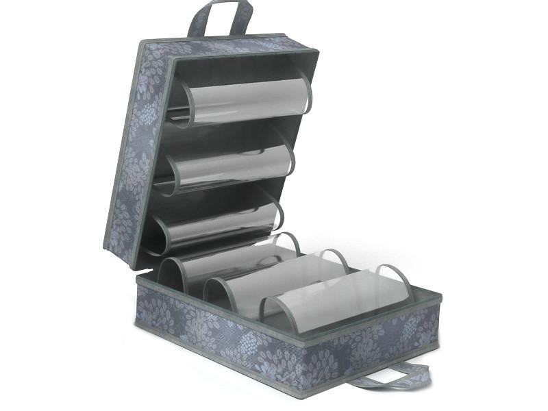 цена Чемоданчик для хранения обуви Cofret 35x40x20cm на онлайн в 2017 году