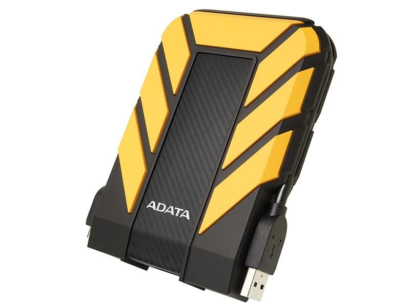 Жесткий диск A-Data HD710 Pro 4Tb Yellow AHD710P-4TU31-CYL car diagnostic tool foxwell nt630 pro obd2 engine abs srs airbag air bag sas crash data reset code reader obd automotive scanner