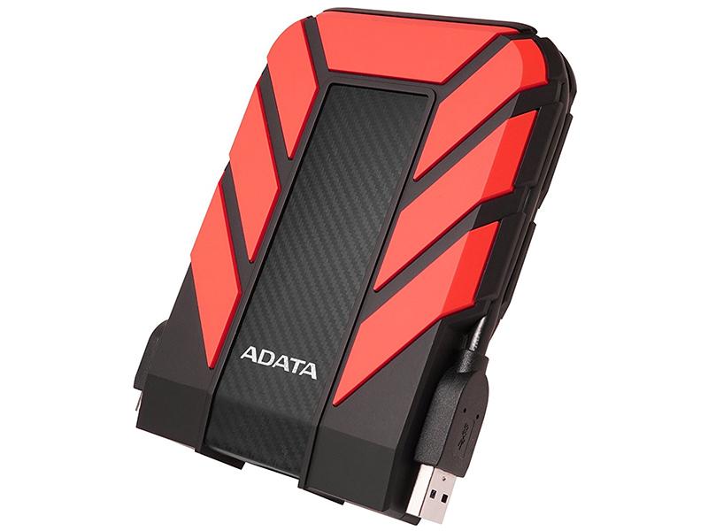 Жесткий диск ADATA HD710 Pro 4TB Red
