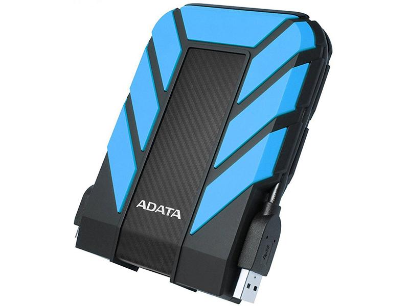 Жесткий диск ADATA HD710 Pro 4TB Blue