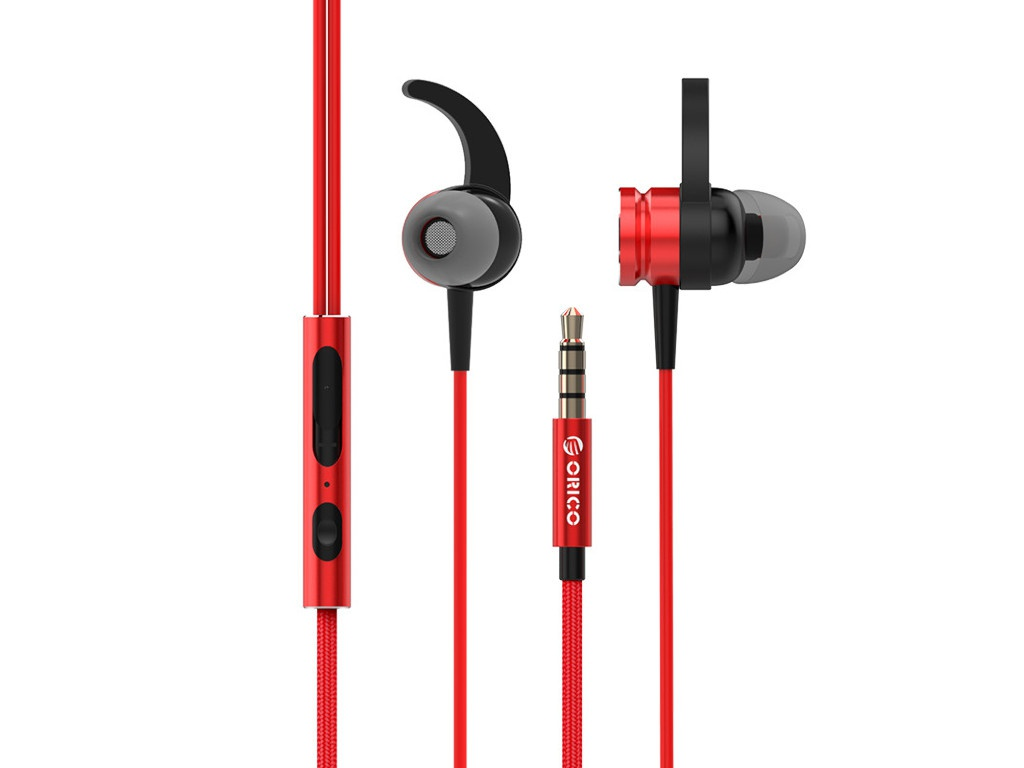 Orico Soundplus RS1 Red-Black SOUNDPLUS-RS1-RD orico чехол phd 25 rd red
