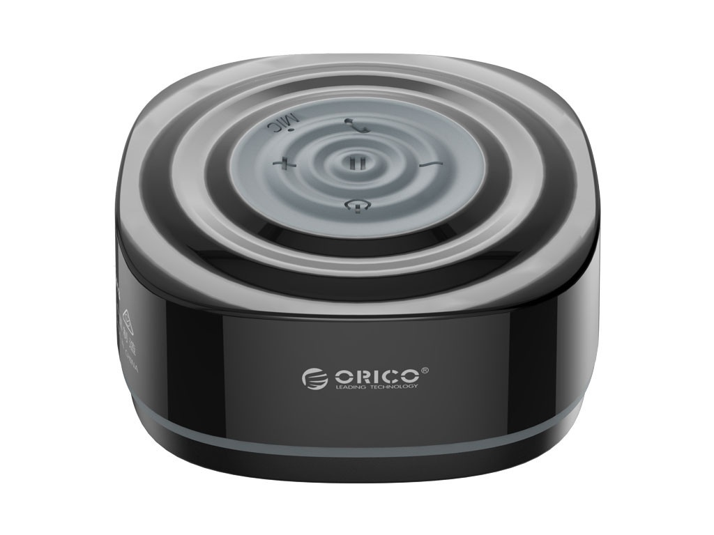 Колонка Orico Soundplus R1 Black SOUNDPLUS-R1-BK
