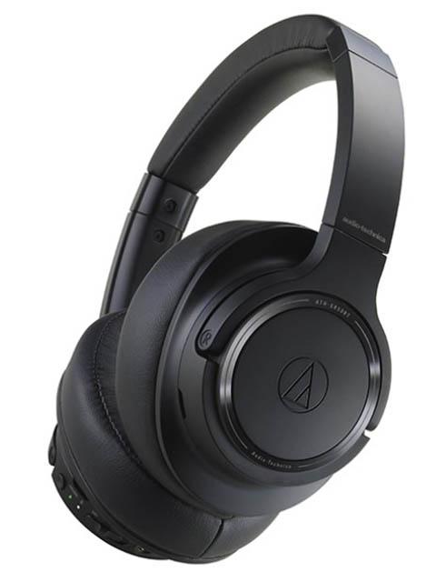 цена на Audio-Technica ATH-SR50BT BK
