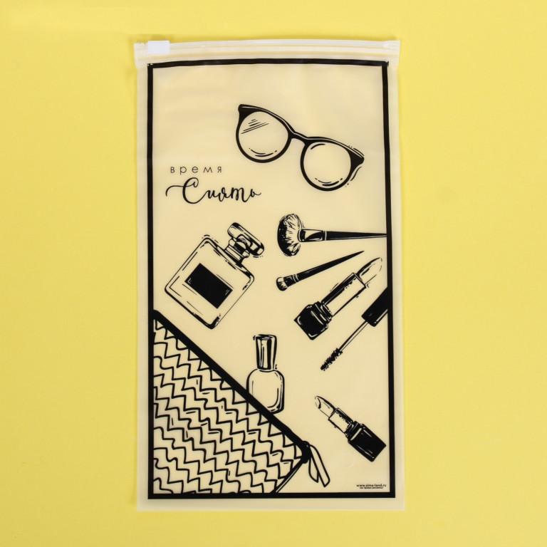 Аксессуар Пакет для хранения вещей Дарите Счастье Время сиять 14.5x25cm 3929706