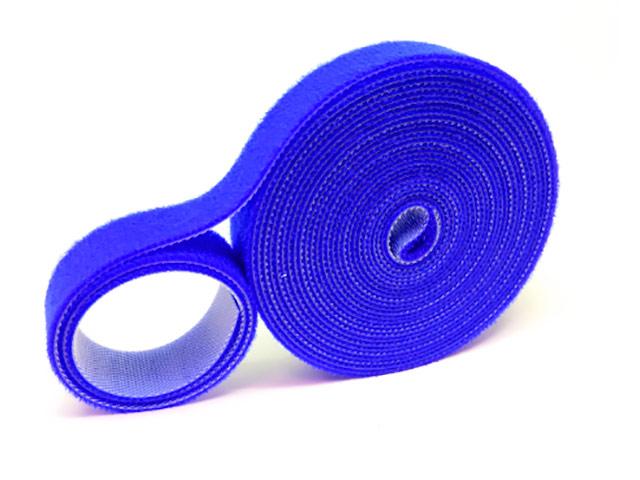 Хомут-липучка EasyGrip RL 5mx16mm Blue