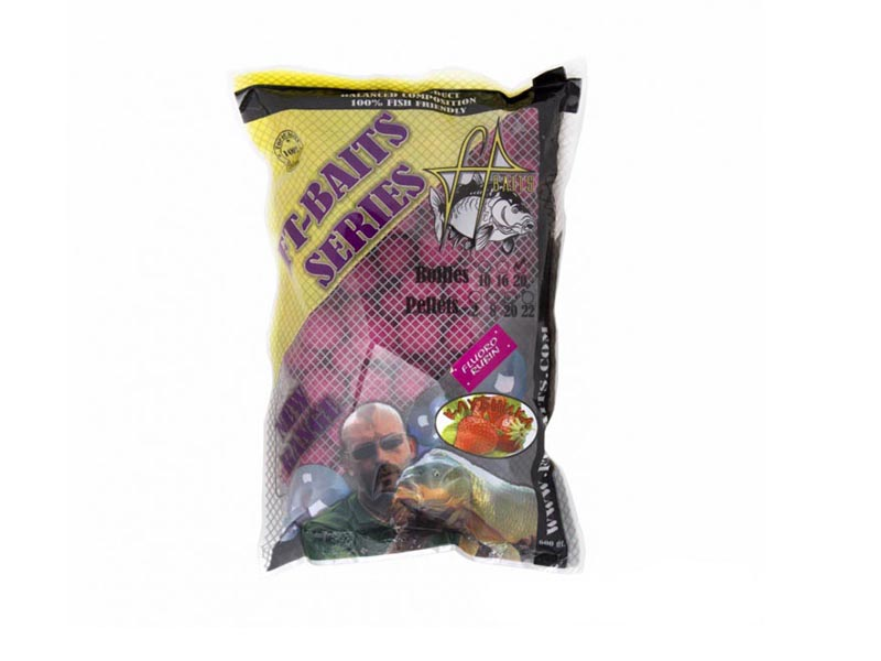 Насадка FT-Baits Series Бойлы Ананас 10mm 600g FTB1009