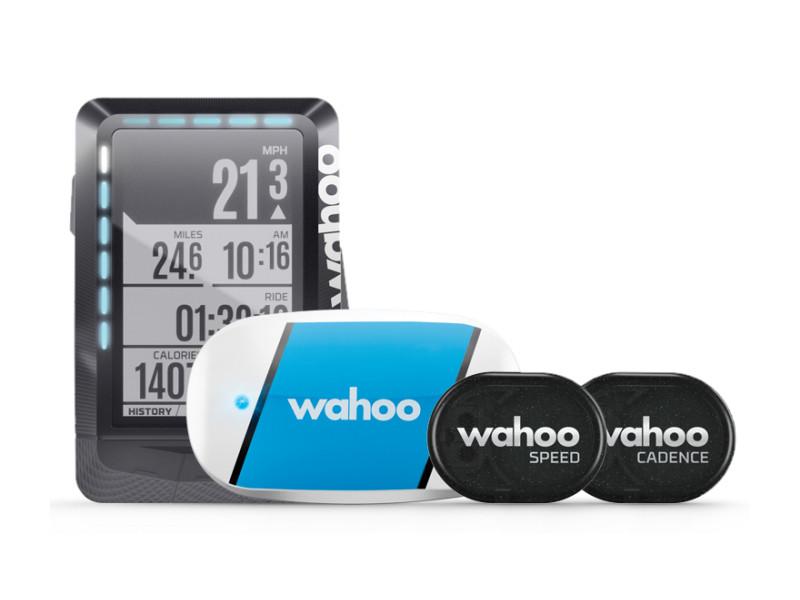 Велокомпьютер Wahoo Elemnt GPS Bike Computer Bundle WFCC1B