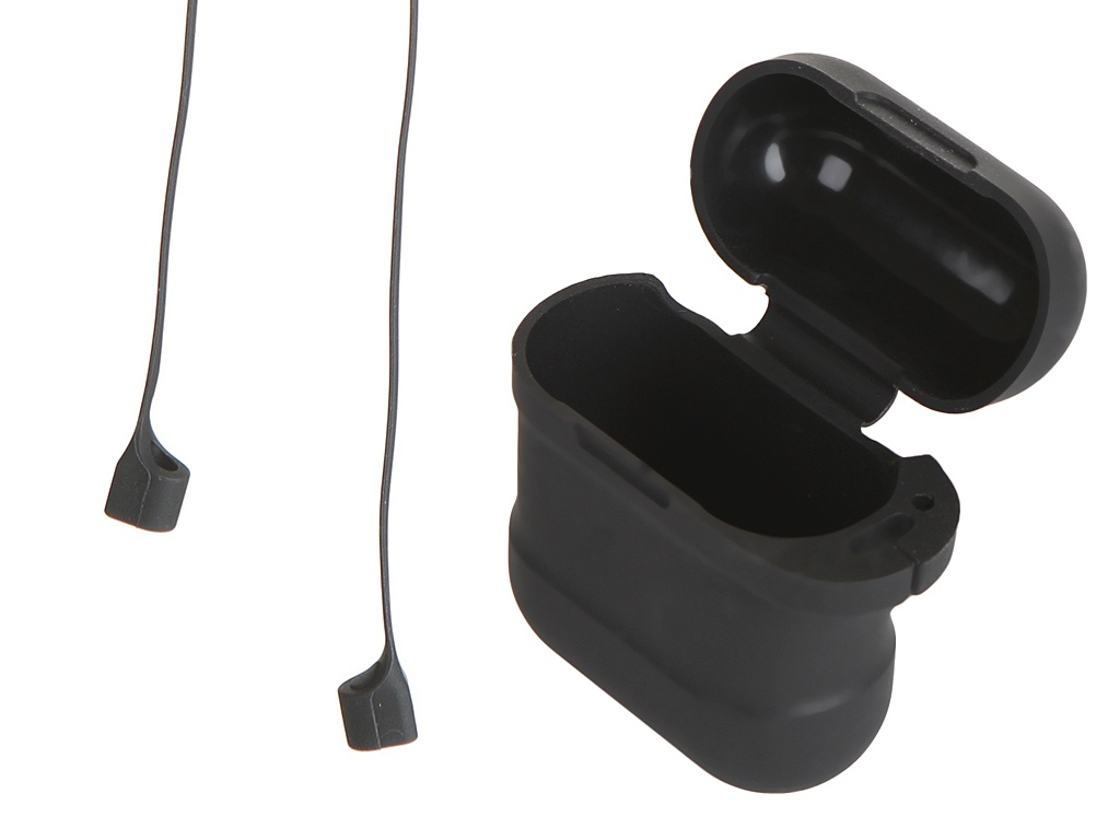 Чехол Baseus для APPLE AirPods Black TZARGS-01