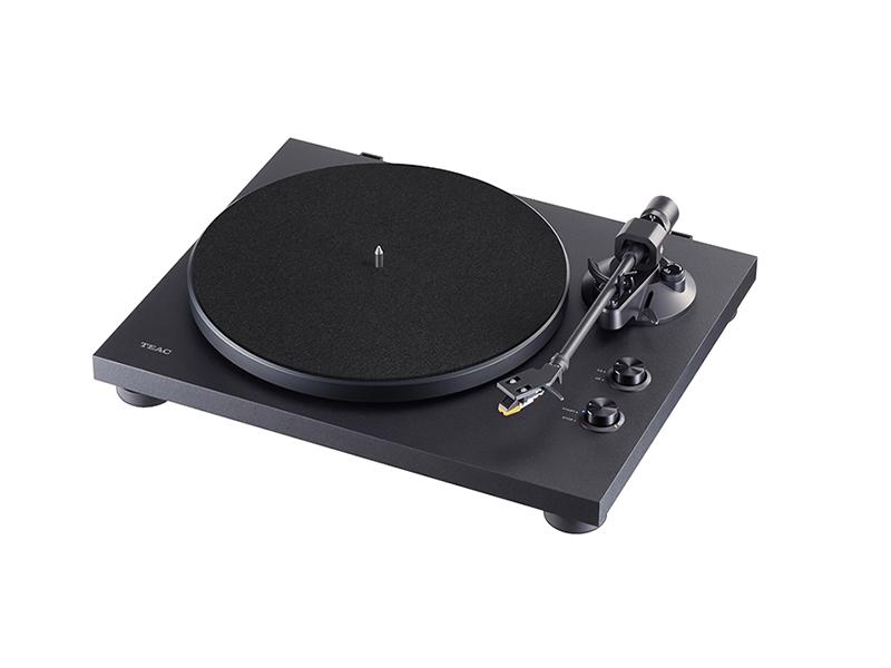 Проигрыватель виниловых дисков TEAC TN-280BT Black цена