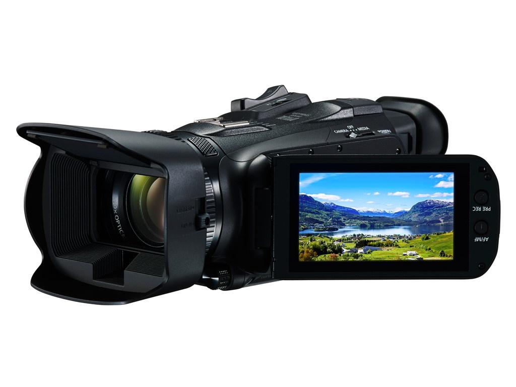 Видеокамера Canon Legria HF G50 видеокамера full hd canon legria hf r88