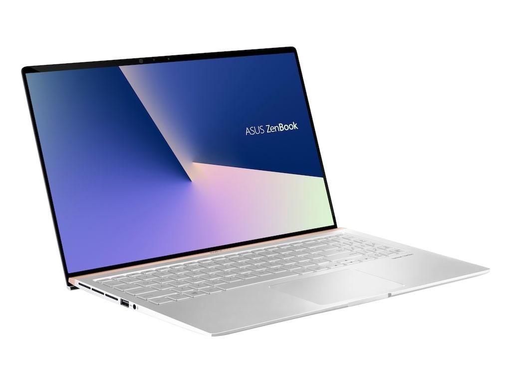 Ноутбук ASUS Zenbook UX533FD-A8117T 90NB0JX2-M02160 (Intel Core i5-8265U 1.6GHz/8192Mb/512Gb SSD/nVidia GeForce GTX 1050 MAX Q 2048Mb/Wi-Fi/Bluetooth/Cam/15.6/1920x1080/Windows 10 64-bit)