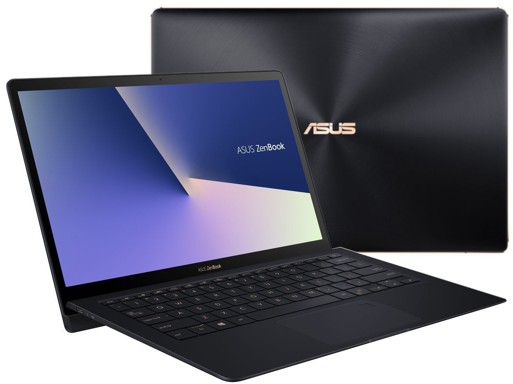 Ноутбук ASUS Zenbook UX391UA-EG023T 90NB0D91-M02510 (Intel Core i7-8550U 1.8GHz/8192Mb/512Gb SSD/No ODD/Intel HD Graphics/Wi-Fi/Bluetooth/Cam/13.3/1920x1080/Windows 10 64-bit) ноутбук asus ux391ua et085r 90nb0d94 m04660 intel core i7 8550u 1 8 ghz 8192mb 512gb ssd no odd intel hd graphics wi fi bluetooth cam 13 3 1920x1080 windows 10 64 bit
