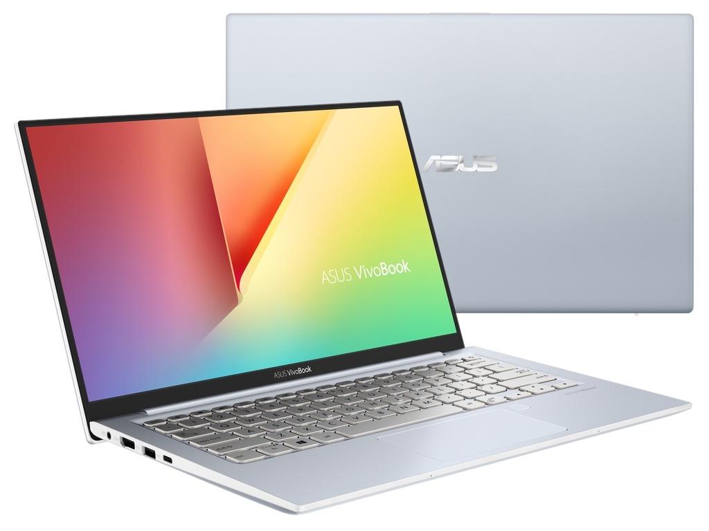 Ноутбук ASUS VivoBook S330FN-EY002T Silver 90NB0KT3-M00590 (Intel Core i5-8265U 1.6 GHz/8192Mb/256Gb SSD/nVidia GeForce MX150 2048Mb/Wi-Fi/Bluetooth/13.3/1920x1080/Windows 10 Home 64-bit)