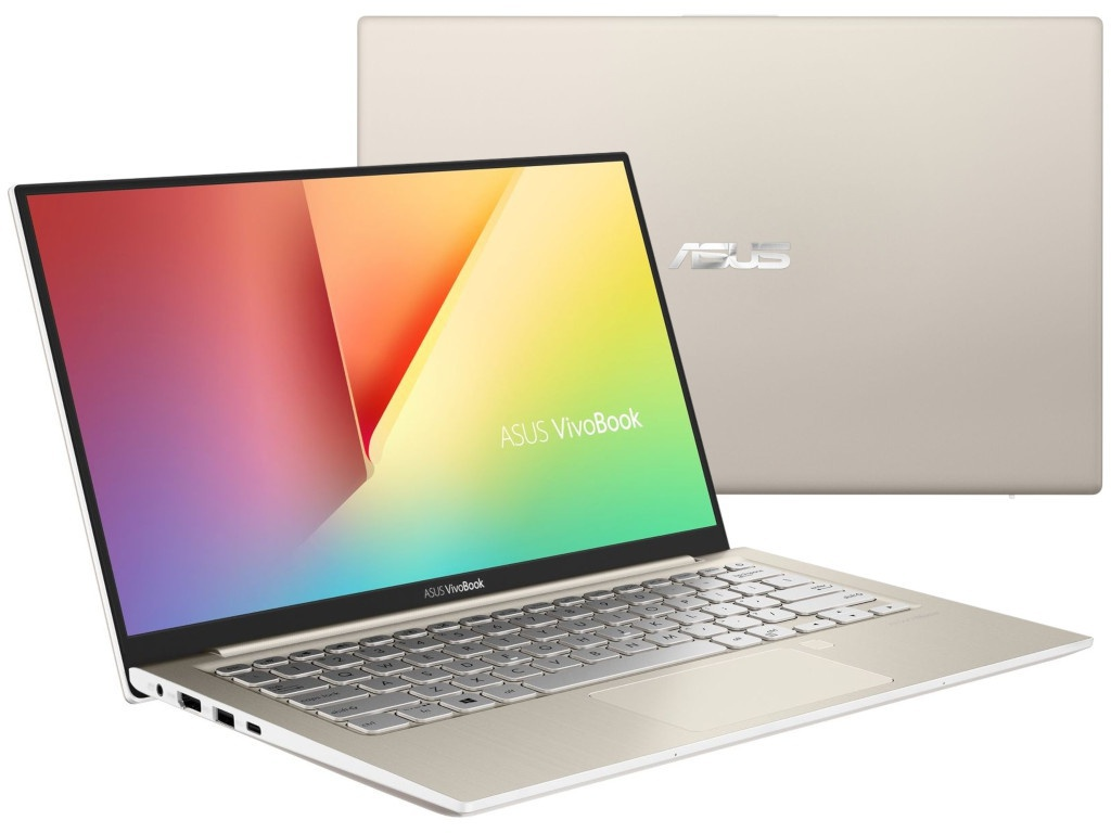 Ноутбук ASUS VivoBook S330FN-EY001T Gold 90NB0KT2-M00580 (Intel Core i5-8265U 1.6 GHz/8192Mb/256Gb SSD/nVidia GeForce MX150 2048Mb/Wi-Fi/Bluetooth/13.3/1920x1080/Windows 10 Home 64-bit) цена в Москве и Питере