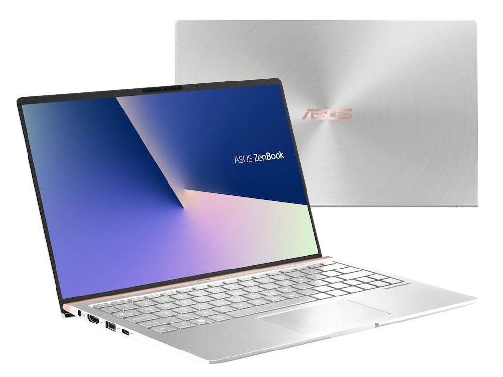 Ноутбук ASUS Zenbook UX333FA-A3112T 90NB0JV2-M04140 (Intel Core i5-8265U 1.6GHz/8192Mb/256Gb SSD/Intel HD Graphics/Wi-Fi/Bluetooth/Cam/13.3/1920x1080/Windows 10 64-bit)