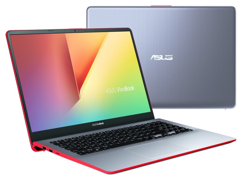 Ноутбук ASUS VivoBook S530FN-BQ368T Grey 90NB0K42-M05960 (Intel Core i5-8265U 1.6 GHz/8192Mb/256Gb SSD/nVidia GeForce MX150 2048Mb/Wi-Fi/Bluetooth/Cam/15.6/1920x1080/Windows 10 Home 64-bit) цена в Москве и Питере