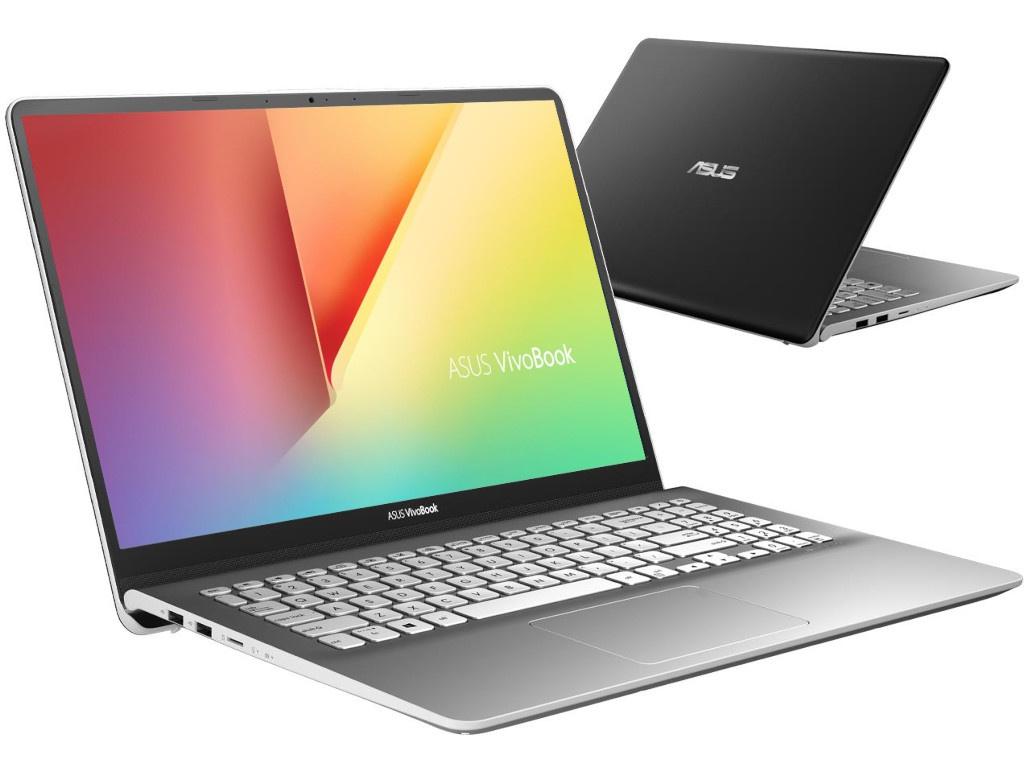 Ноутбук ASUS VivoBook S530FN-BQ370T Dark Grey 90NB0K47-M05980 (Intel Core i5-8265U 1.6 GHz/8192Mb/256Gb SSD/nVidia GeForce MX150 2048Mb/Wi-Fi/Bluetooth/Cam/15.6/1920x1080/Windows 10 Home 64-bit)