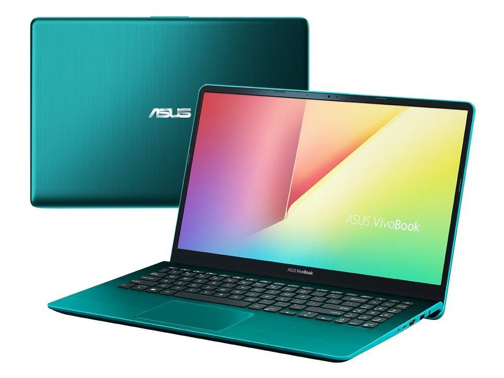Ноутбук ASUS VivoBook S530FN-BQ371T Green 90NB0K41-M05990 (Intel Core i7-8565U 1.8 GHz/8192Mb/256Gb SSD/nVidia GeForce MX150 2048Mb/Wi-Fi/Bluetooth/Cam/15.6/1920x1080/Windows 10 Home 64-bit) цена в Москве и Питере