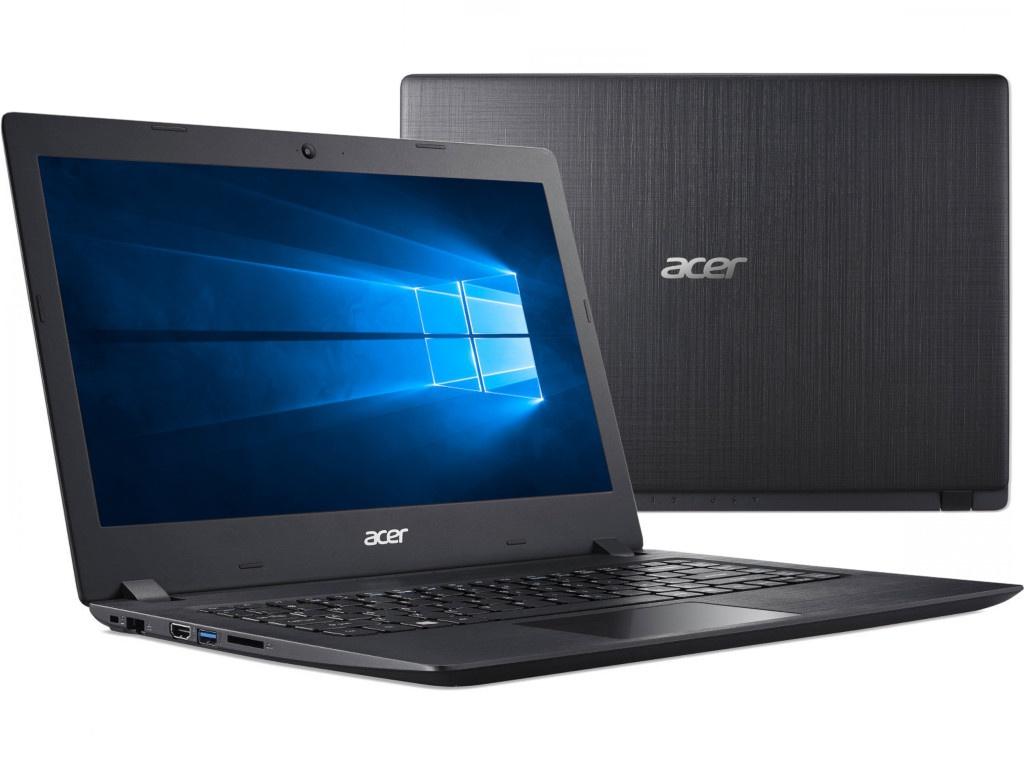 Ноутбук Acer Aspire A315-53-51T7 Black NX.H37ER.004 (Intel Core i5-8250U 1.6 GHz/6144Mb/1000Gb+16Gb SSD/Intel HD Graphics/Wi-Fi/Bluetooth/Cam/15.6/1920x1080/Windows 10 Home 64-bit) цена
