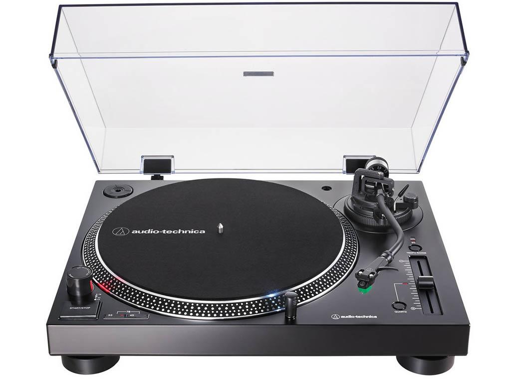 цена на Проигрыватель Audio-Technica AT-LP120X Black AT-LP120XUSBBK