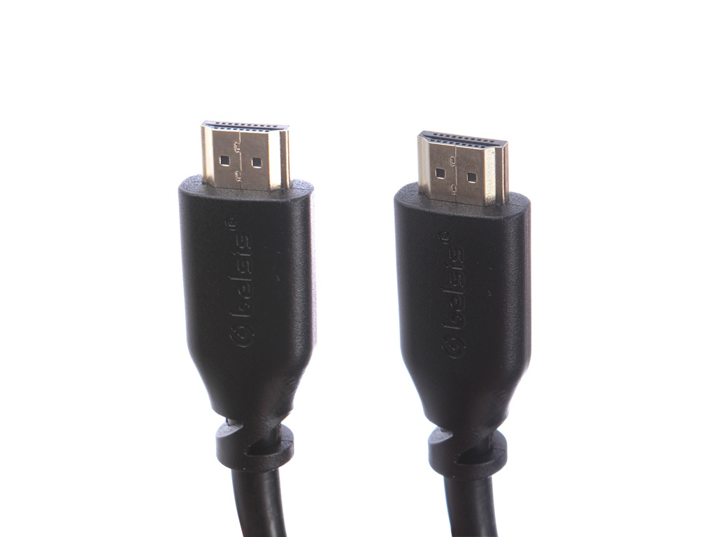 Аксессуар Belsis HDMI V2.0 10m Black BW1430