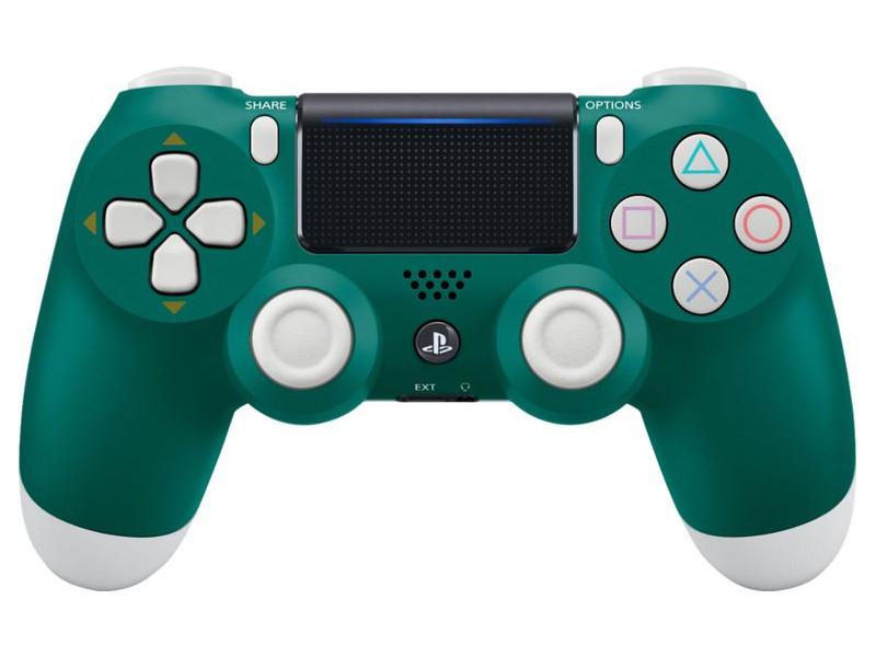 Геймпад Sony DualShock 4 V2 Alpine Green CUH-ZCT2E / PS719981398 цены