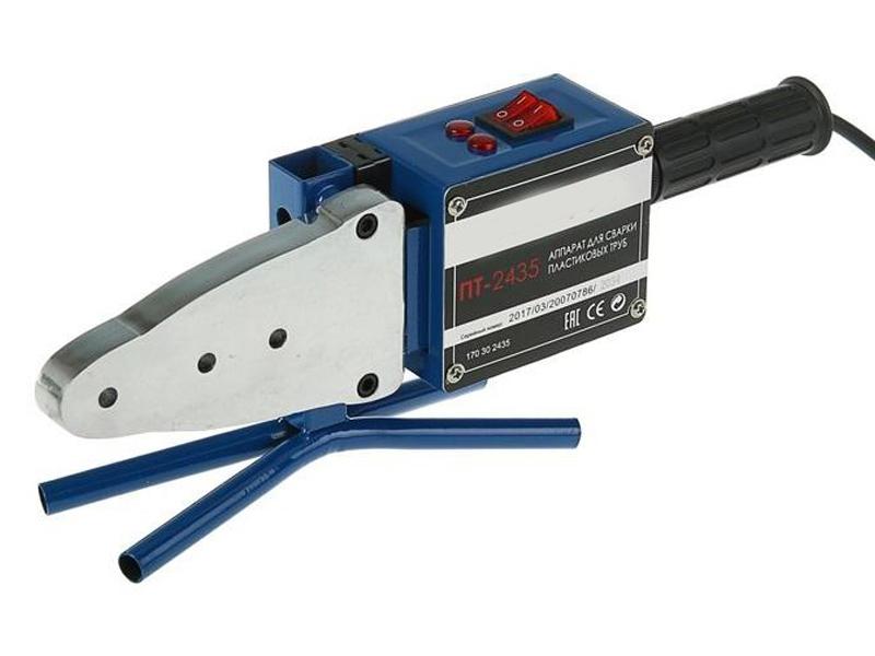 Аппарат для сварки пластиковых труб PATRIOT Победа ПТ-2435 цена и фото
