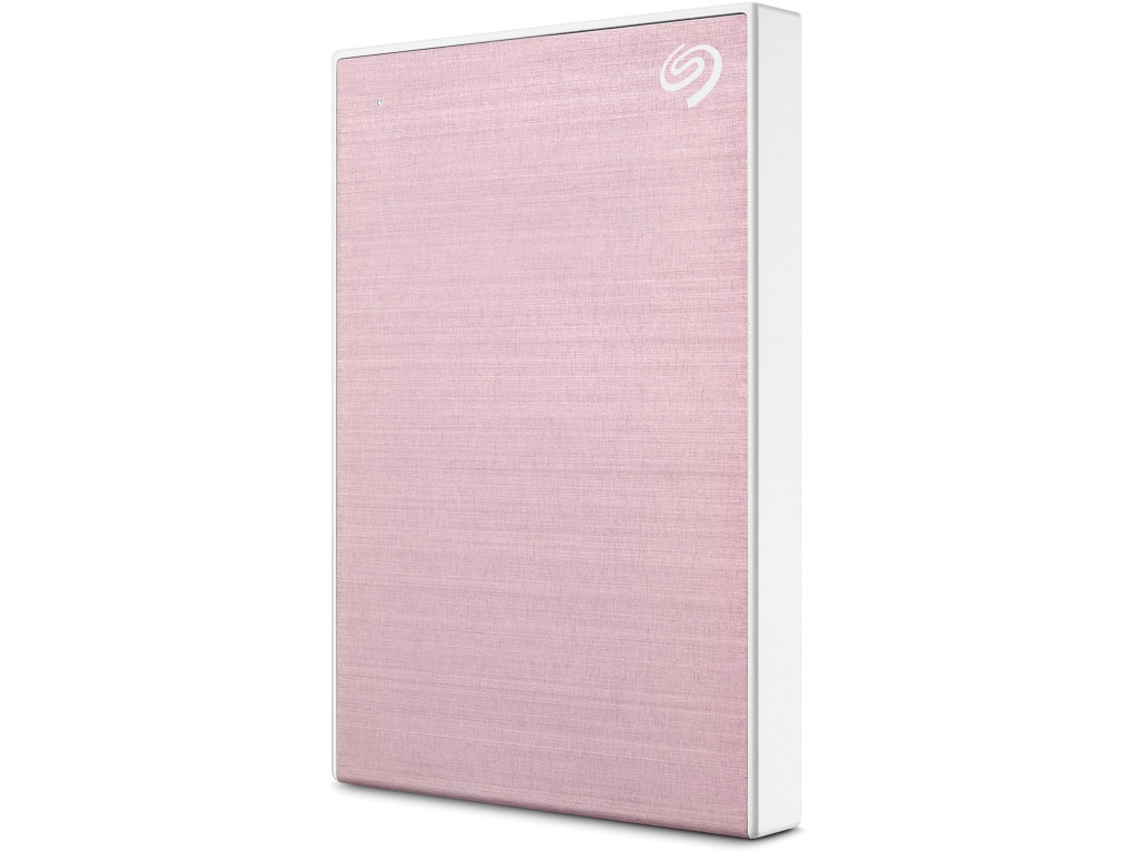 Жесткий диск Seagate Backup Plus Slim 2Tb Rose Gold STHN2000405