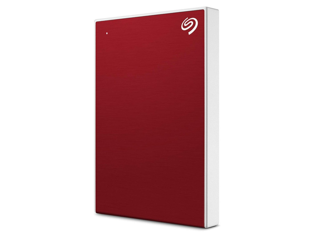 Жесткий диск Seagate Backup Plus Slim 2Tb Red STHN2000403 жесткий диск seagate backup plus hub 8tb stel8000200