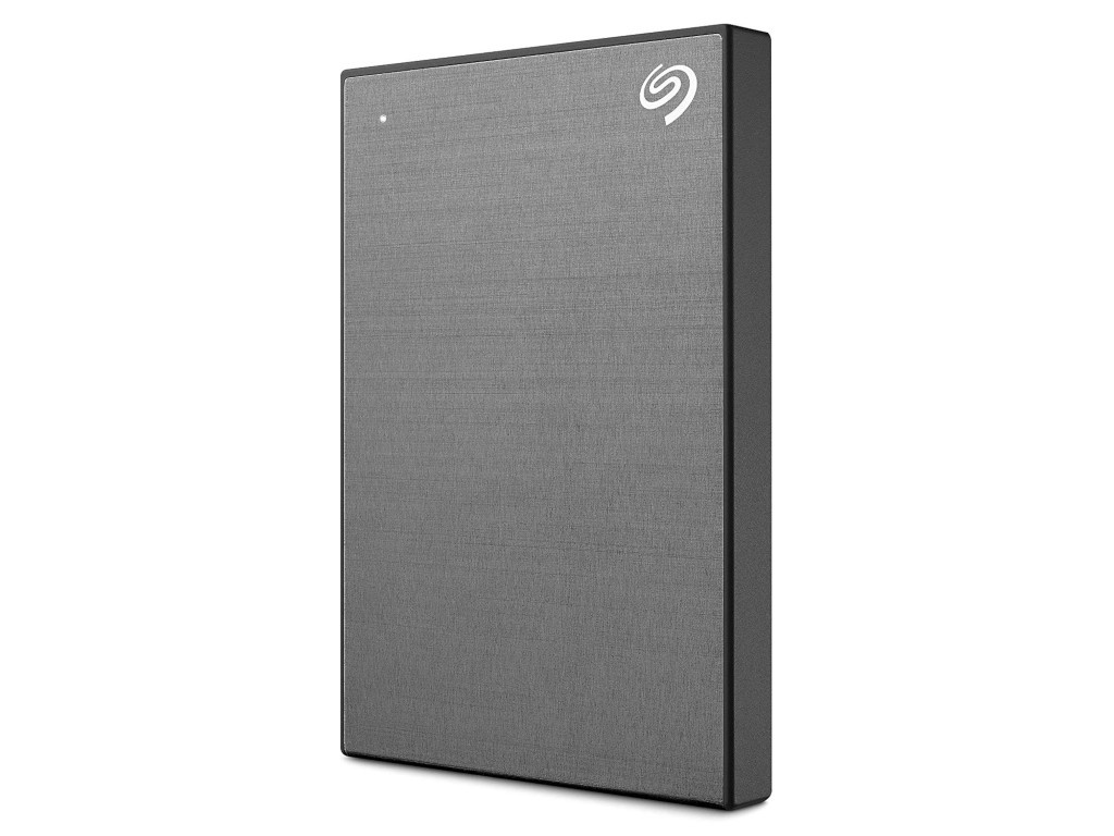 Жесткий диск Seagate Backup Plus Slim 1Tb Grey STHN1000405 жесткий диск seagate backup plus hub 8tb stel8000200