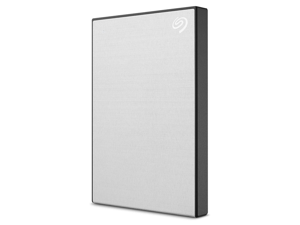 Жесткий диск Seagate Backup Plus Slim 1Tb Silver STHN1000401 seagate backup plus stdr1000 1tb черный