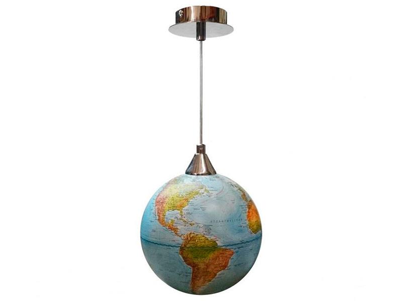 Светильник Глобусный мир Элит-2 E14 Chrome 40017