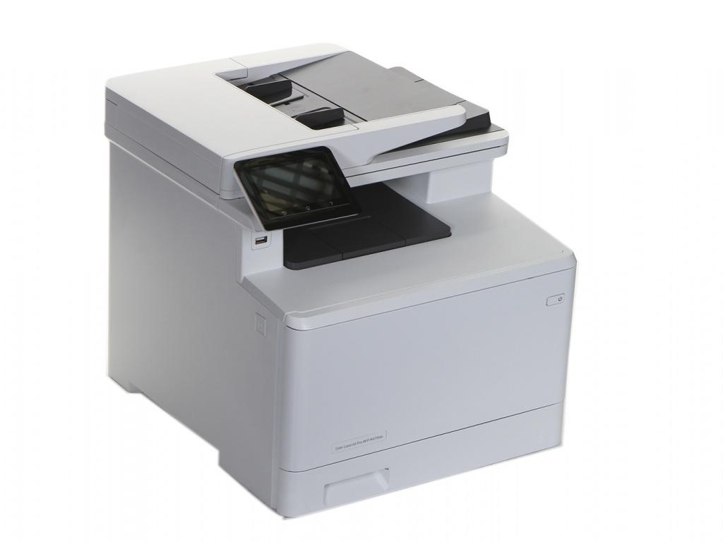 МФУ HP Color LaserJet Pro M479fdn W1A79A