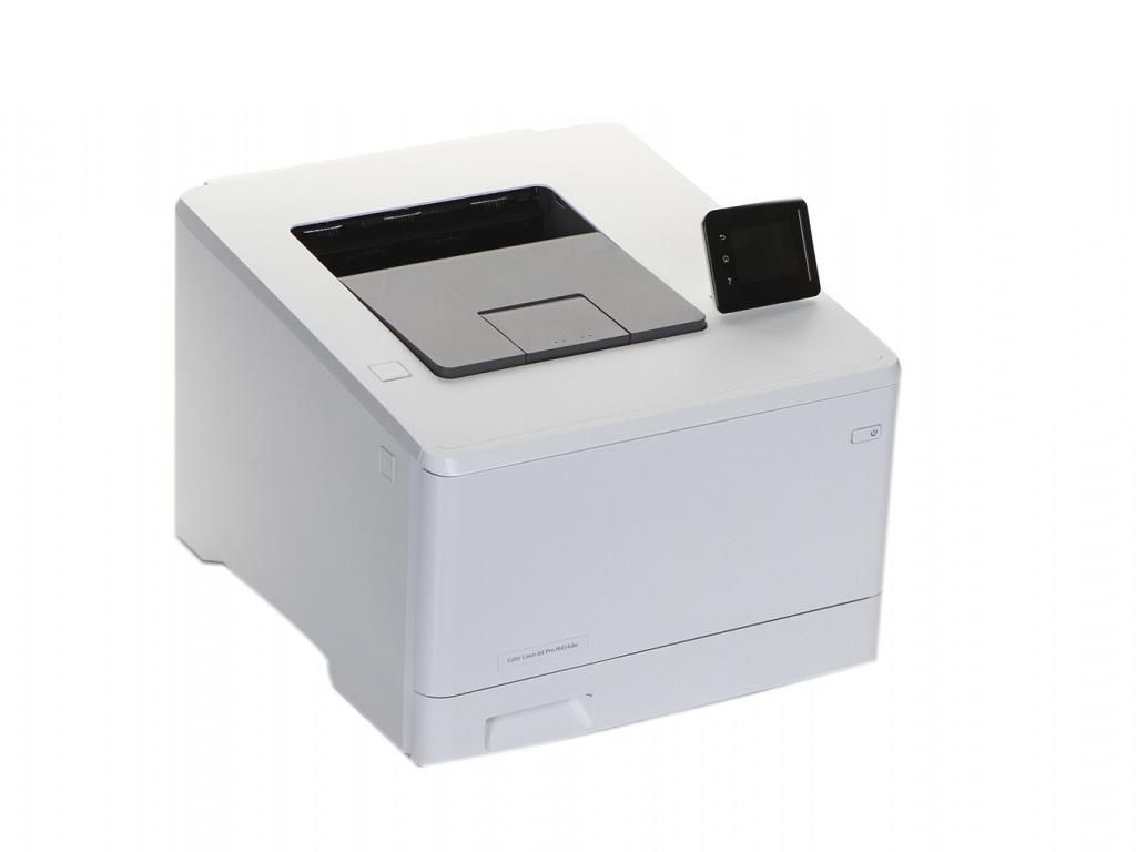 цена на Принтер HP Color LaserJet Pro M454dw W1Y45A