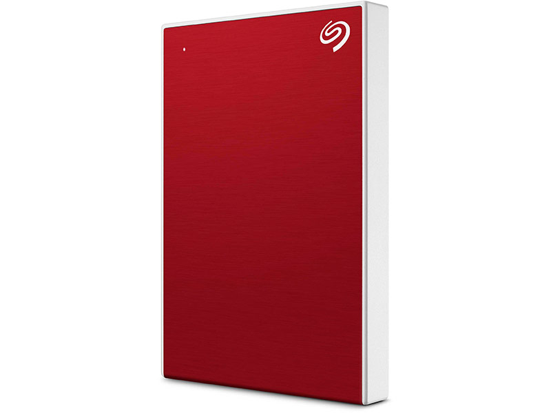 Жесткий диск Seagate Backup Plus Portable 4Tb Red STHP4000403