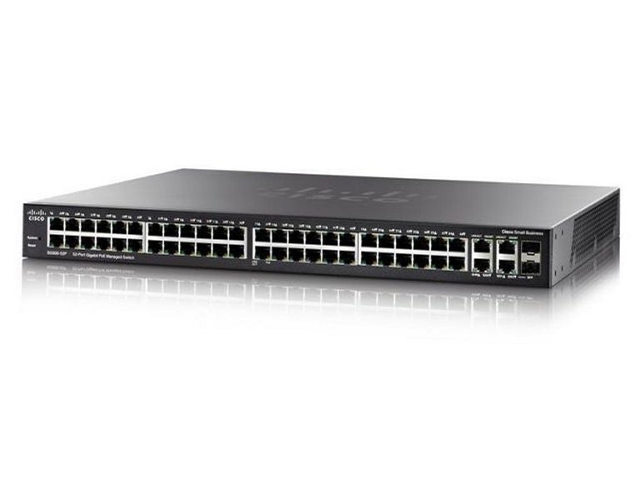 Коммутатор Cisco SB SG350-52