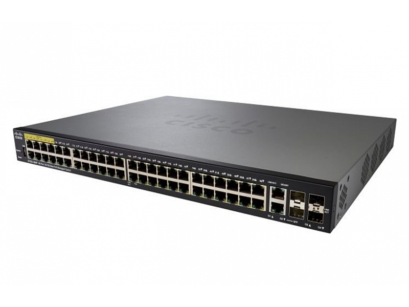 Коммутатор Cisco SB SF350-48MP