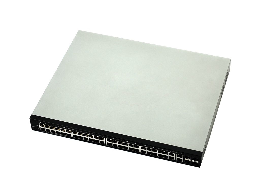 Коммутатор Cisco SB SF250-48HP