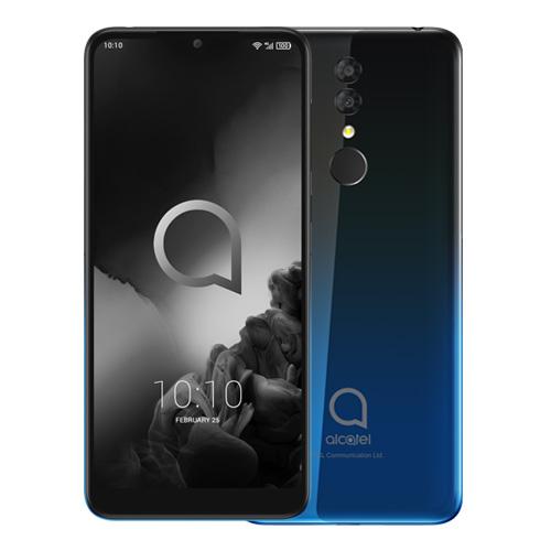 Сотовый телефон Alcatel 3 5053K Black