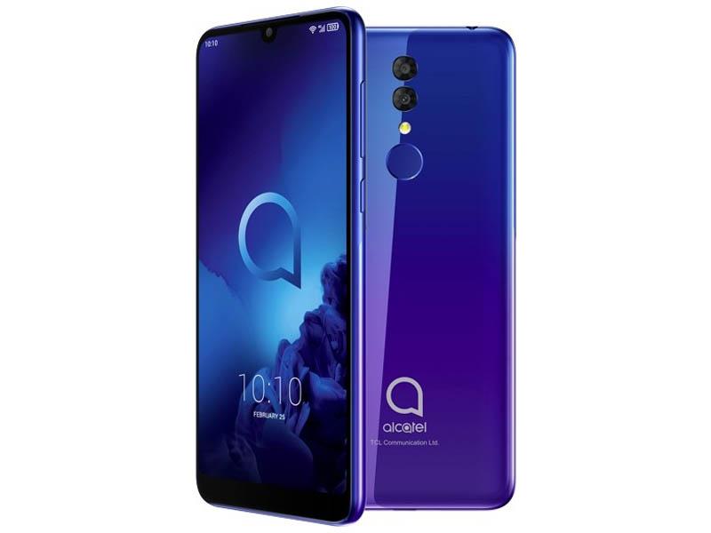 Сотовый телефон Alcatel 3 5053K Blue сотовый