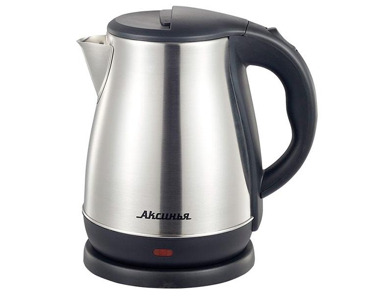 Чайник Аксинья КС-1050 Black цена