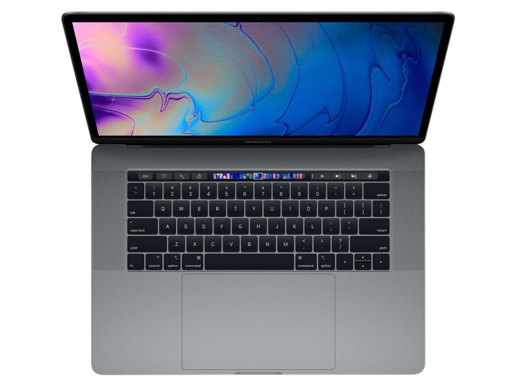 Ноутбук APPLE MacBook Pro 15 2019 MV912RU/A Space Grey (Intel Core i9 2.3GHz/16384Mb/512Gb/AMD Radeon Pro 560X/Wi-Fi/Bluetooth/Cam/15.4/Mac OS) ноутбук apple macbook pro 13 with touch bar 512gb mr9r2ru a space grey