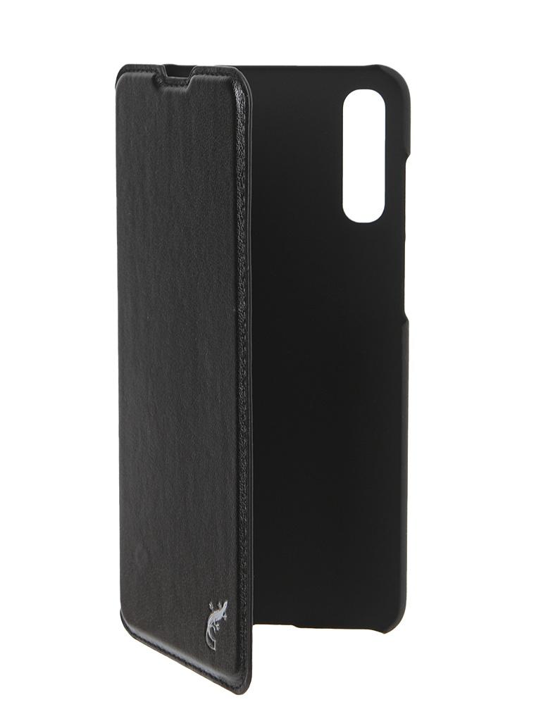 Аксессуар Чехол G-Case для Samsung Galaxy A70 SM-A705F Slim Premium Black GG-1049 g case slim premium чехол для samsung galaxy a3 2017 sm a320f black