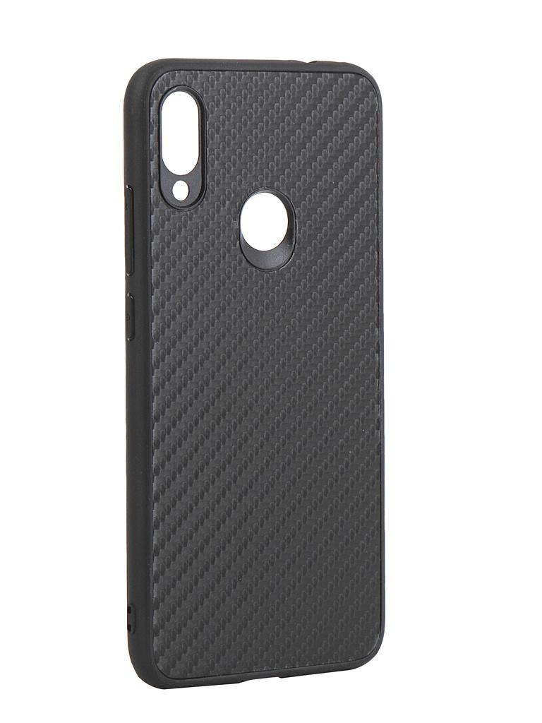 Аксессуар Чехол G-Case для Xiaomi Redmi Note 7 / Pro Carbon Black GG-1051