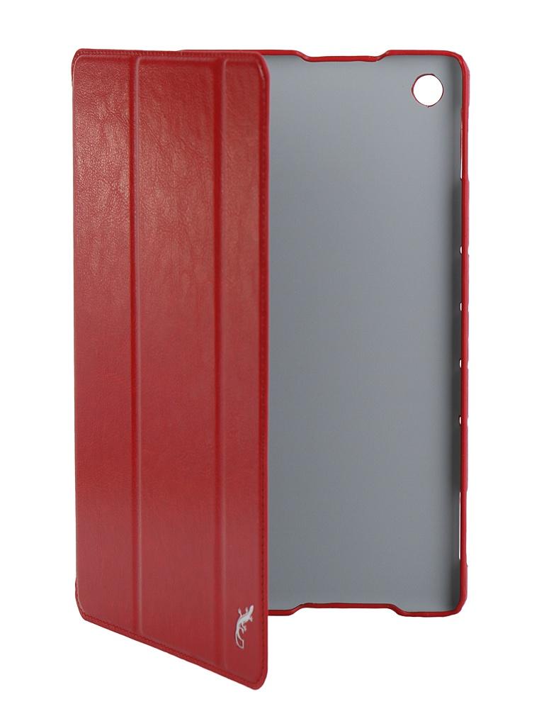 Чехол G-Case для Huawei MediaPad M5 Lite 10 Slim Premium Red GG-1044