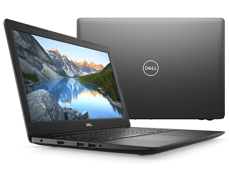 Ноутбук Dell Inspiron 3582 Black 3582-7973 (Intel Pentium N5000 1.1 GHz/4096Mb/128Gb SSD/Intel HD Graphics/Wi-Fi/Bluetooth/Cam/15.6/1920x1080/Linux)