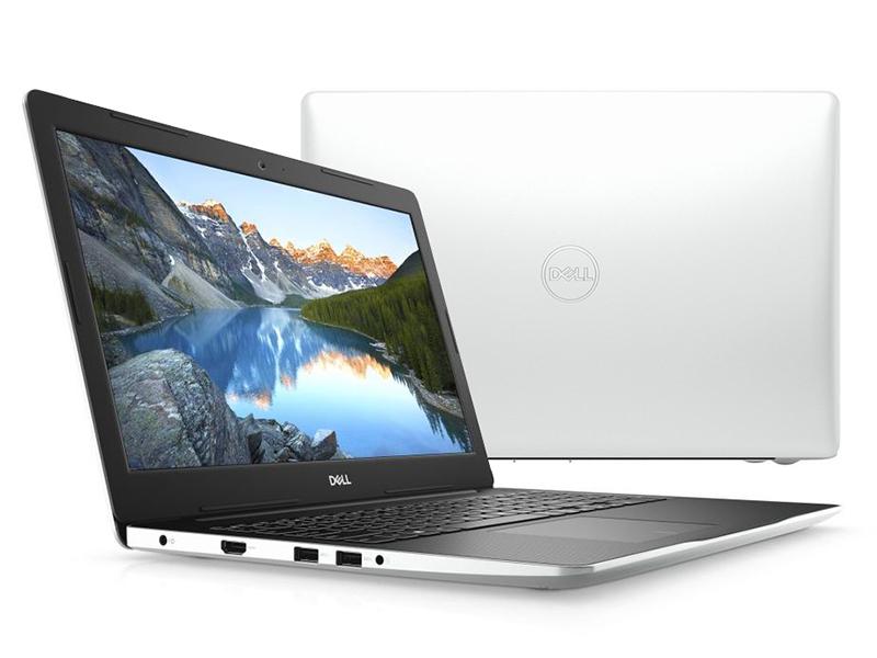 Ноутбук Dell Inspiron 3582 White 3582-1680 (Intel Pentium N5000 1.1 GHz/4096Mb/500Gb/DVD-RW/Intel HD Graphics/Wi-Fi/Bluetooth/Cam/15.6/1366x768/Windows 10) ноутбук dell inspiron 3573 3573 5468 black intel celeron n4000 1 1 ghz 4096mb 500gb dvd rw intel hd graphics wi fi bluetooth cam 15 6 1366x768 windows 10 64 bit