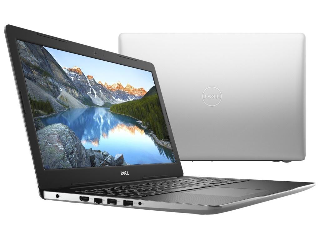 Ноутбук Dell Inspiron 3584 Silver 3584-6426 (Intel Core i3-7020U 2.3 GHz/4096Mb/1000Gb/AMD Radeon 520 2048Mb/Wi-Fi/Bluetooth/Cam/15.6/1920x1080/Windows 10)