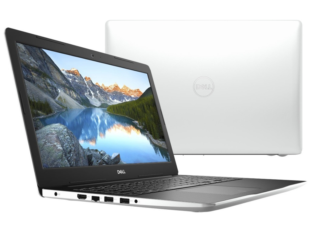 Ноутбук Dell Inspiron 3584 White 3584-6433 (Intel Core i3-7020U 2.3 GHz/4096Mb/1000Gb/AMD Radeon 520 2048Mb/Wi-Fi/Bluetooth/Cam/15.6/1920x1080/Windows 10)