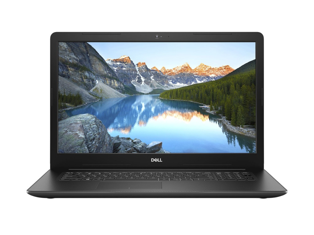 Ноутбук Dell Inspiron 3782 Black 3782-1710 (Intel Pentium N5000 1.1 GHz/4096Mb/1000Gb/DVD-RW/Intel HD Graphics/Wi-Fi/Bluetooth/Cam/17.3/1600x900/Linux)